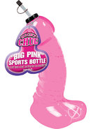 Dicky Chug Big Sports Bottle 20 Ounce Pink